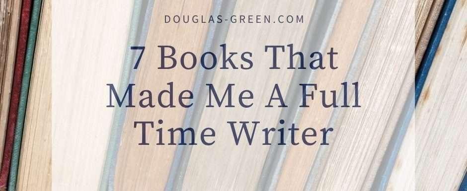full time writer