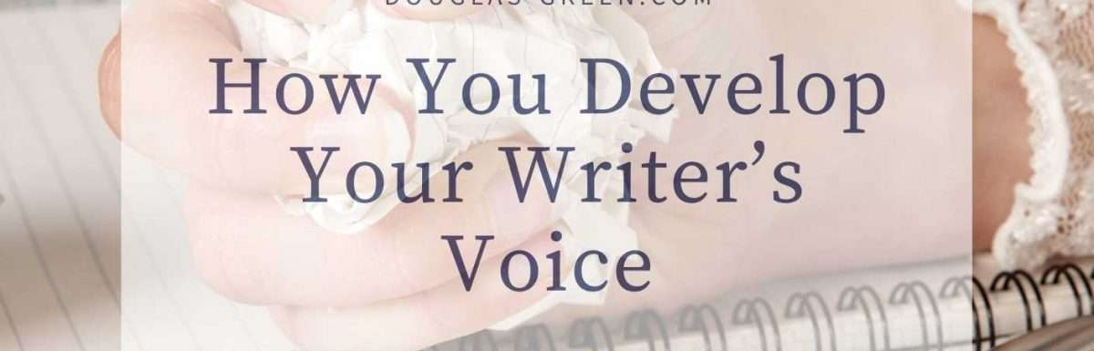develop writers voice
