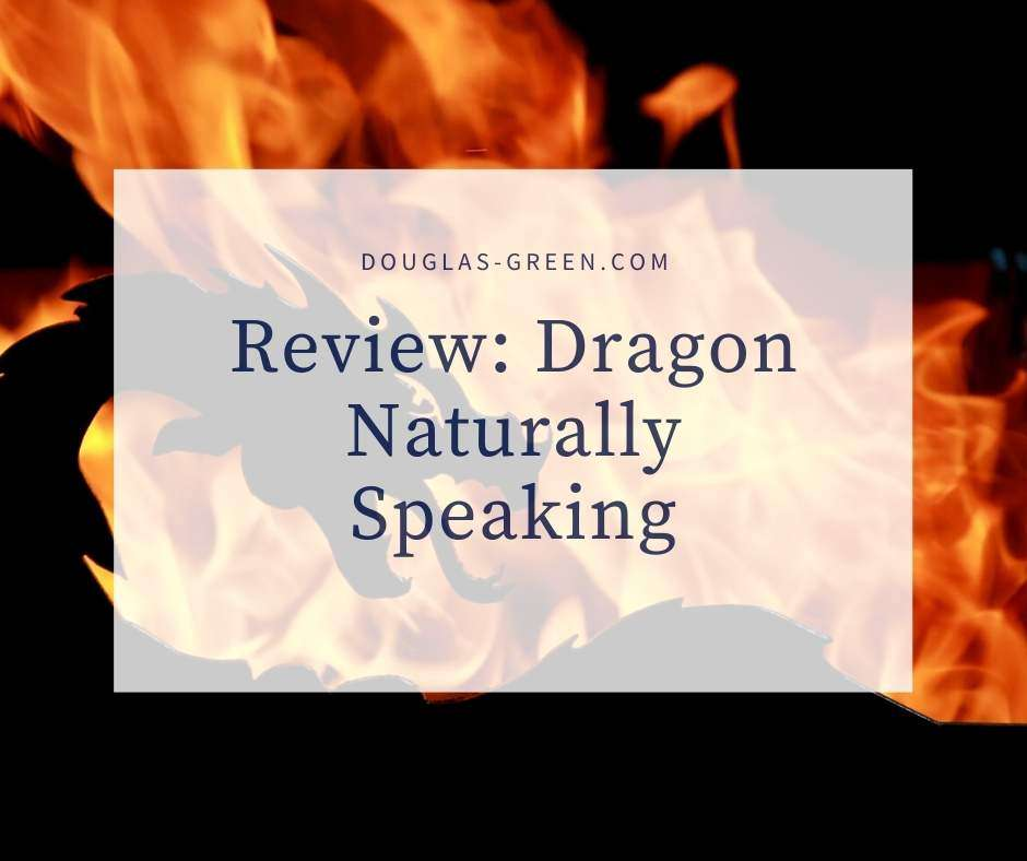 Review: Dragon Naturally Speaking Dictation Software