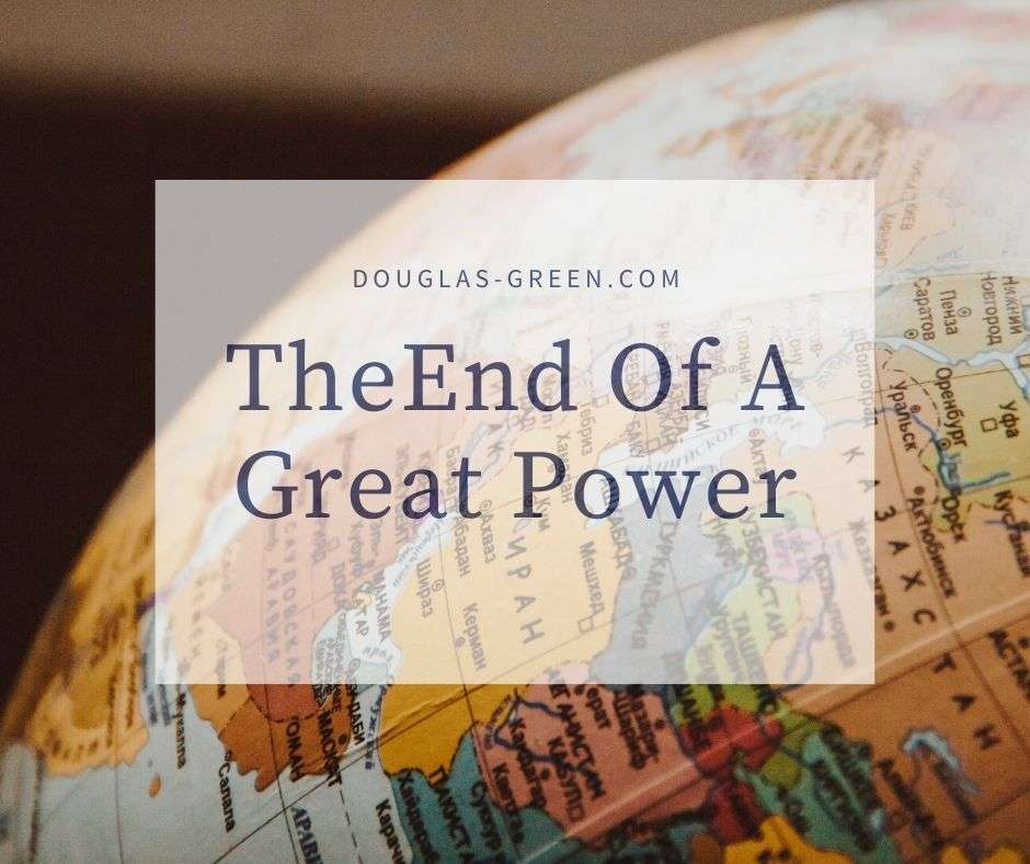 The End Of A Great Power: Two Books