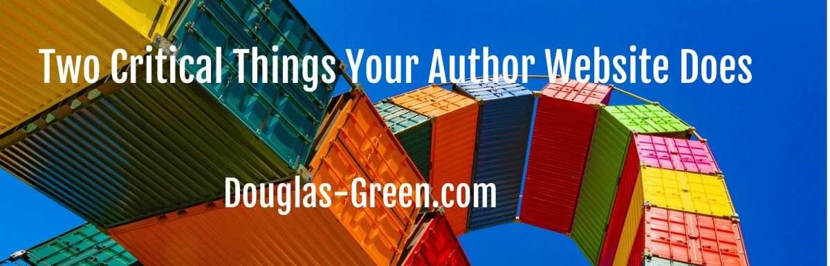 author website