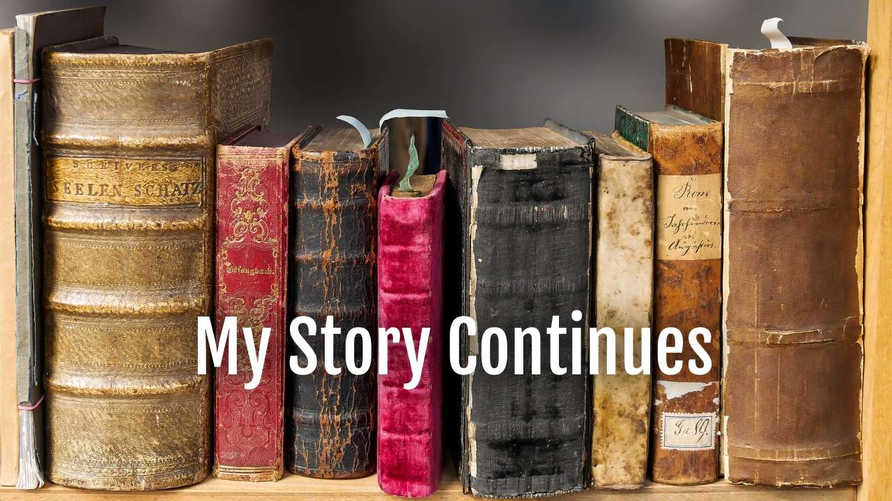 story continues
